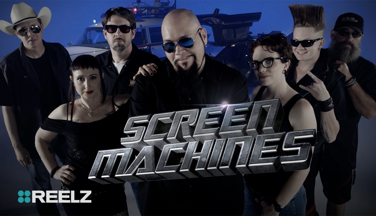 Screen Machines