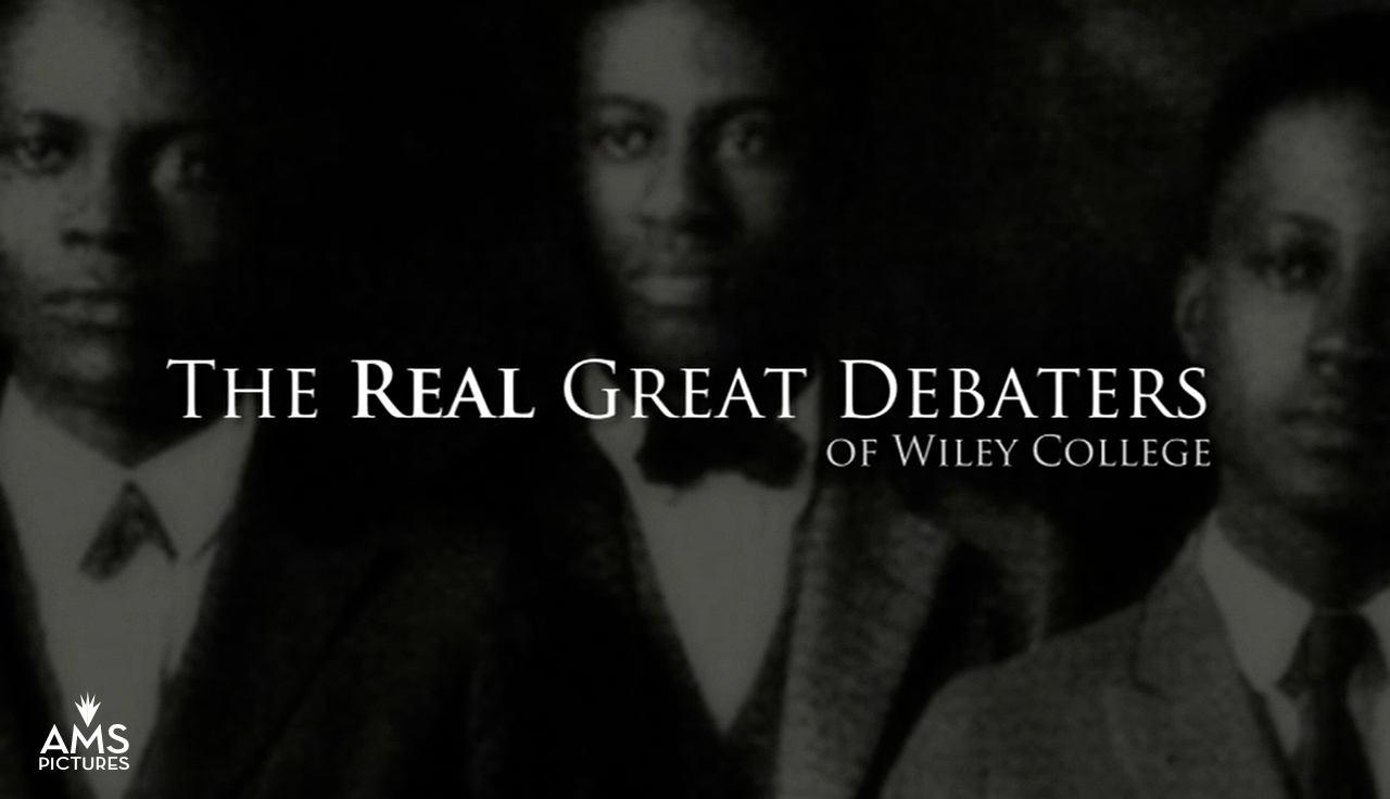 The Real Great Debaters of Wiley College